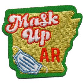 S-6167 Mask Up Arkansas
