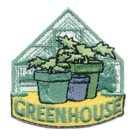 S-0590 Greenhouse Tour Patch