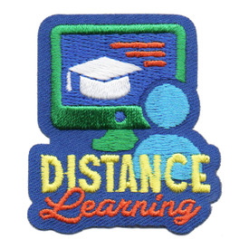 S-6207 Distance Learning Patch