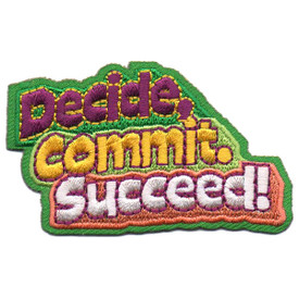 S-5712 Decide, Commit. Succeed!