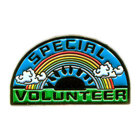 P-0108 Special Volunteer Pin