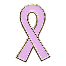 P-0120 Lavender Ribbon Pin
