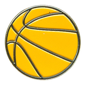 P-0122 Basketball Pin