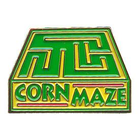P-0130 Corn Maze Pin