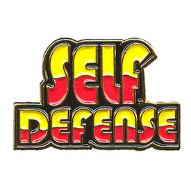 P-0131 Self Defense Pin