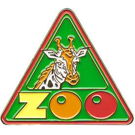 P-0133 Zoo (Giraffe) Pin