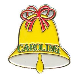 P-0135 Caroling (Bell) Pin