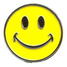 P-0136 Smiley Face Pin