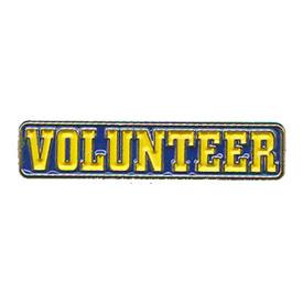 P-0141 Volunteer Pin