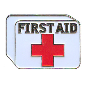 P-0145 First Aid Pin