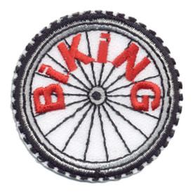 S-0607 Biking Patch