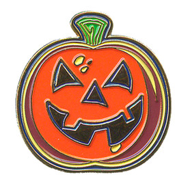 P-0149 Pumpkin Pin