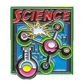 P-0150 Science Pin