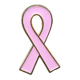 P-0152 Pink Ribbon Pin
