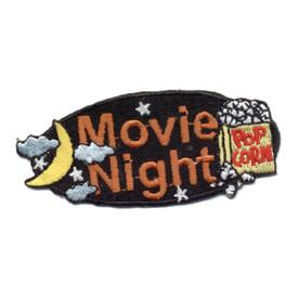 S-0608 Movie Night Patch