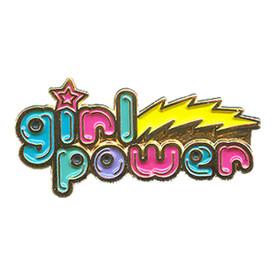 P-0158 Girl Power Pin