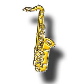 P-0182 Saxophone Pin