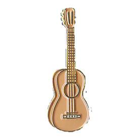 P-0185 Guitar Pin