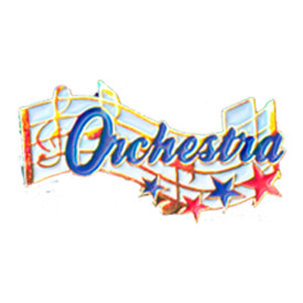 P-0205 Orchestra Pin