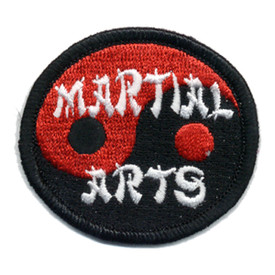 S-0615 Martial Arts Patch