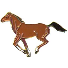 P-0233 Horse (Running) Pin