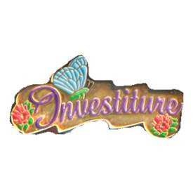 P-0234 Investiture Pin