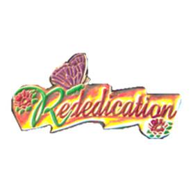 P-0235 Rededication Pin