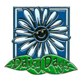 P-0267 Daisy Days Pin