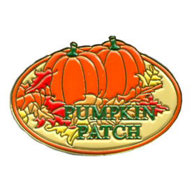 P-0272 Pumpkin Patch Pin