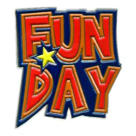 P-0276 Fun Day Pin