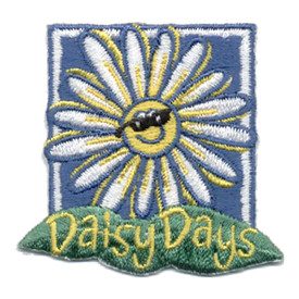 S-0621 Daisy Days Patch