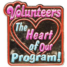 P-0290 Volunteers Heart of Program