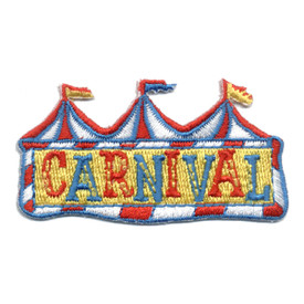 S-0622 Carnival Patch