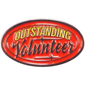 P-0298 Outstanding Volunteer Pin