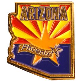 P-0312 Arizona Pin