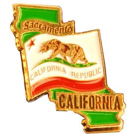 P-0314 California Pin