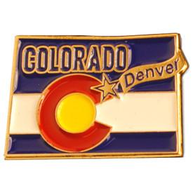 P-0315 Colorado Pin