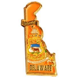 P-0317 Delaware Pin