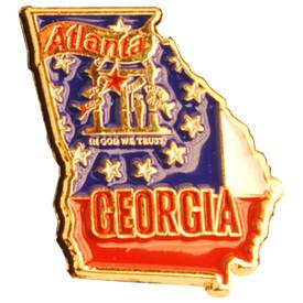 P-0319 Georgia Pin