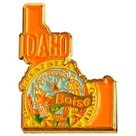 P-0320 Idaho Pin
