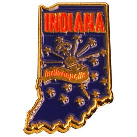 P-0323 Indiana Pin