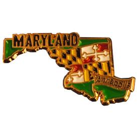 P-0329 Maryland Pin