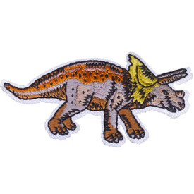 S-6228 Triceratops Patch
