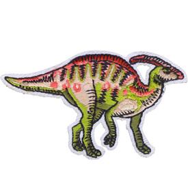 S-6244 Parasauroiophus Patch