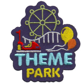 S-6253 Theme Park Patch