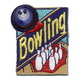 S-0644 Bowling Patch
