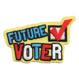 S-6264 Future Voter Patch