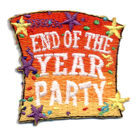 S-0647 End Of The Year Patch