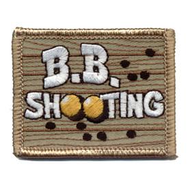 S-0649 B.B. Shooting Patch