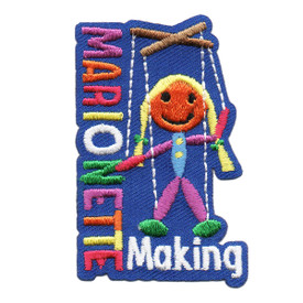 S-6298 Marionette Making Patch